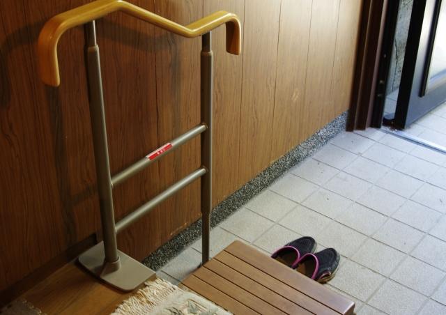 歩行に不安がある方が生活の自立・できることを増やす福祉用具