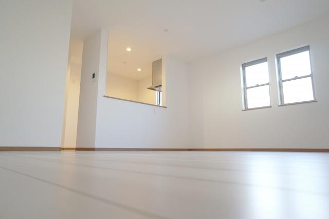 分譲マンションのオプション家具製作・キッチン収納庫